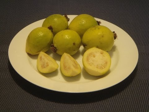 Guava Fruit How To Eat Mini Guava