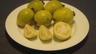 Guava Fruit: How t๐ Eat Mini Guava