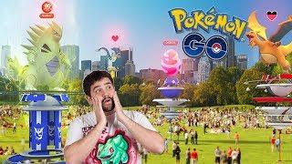 ¡NUEVAS CARACTERÍSTICAS en GIMNASIO: INCURSIÓN, NUEVOS OBJETOS y MEDALLAS en Pokémon GO! [Keibron]