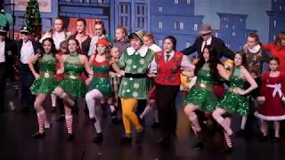 Sparklejollytwinklejingley - Elf the Musical