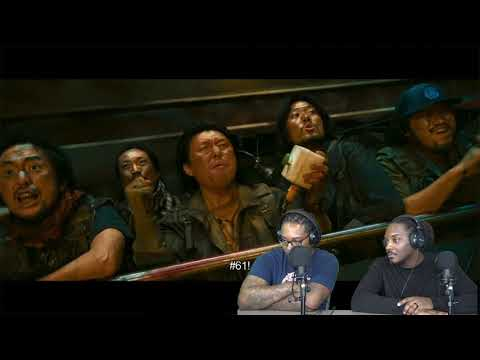 Train to Busan Presents Peninsula Trailer Reaction | DREAD DADS PODCAST | Rants, Reviews, Reactions