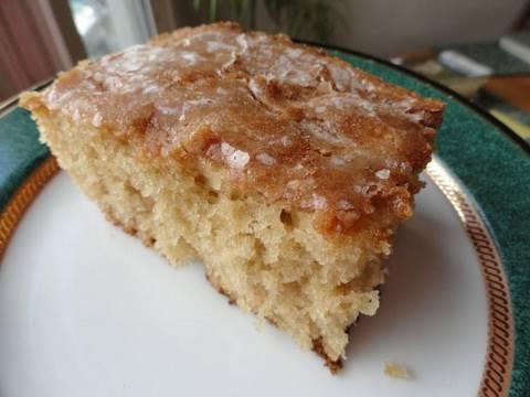 Praline Pecan Butter Cake