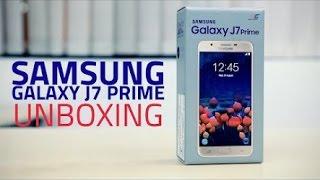 Samsung Galaxy J7 Prime | Black | Unboxing | First Look! iN | Hindi | Urdu |