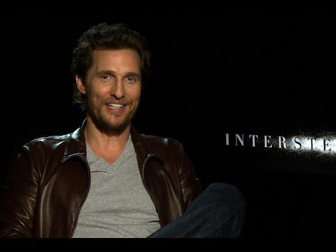 Matthew McConaughey on