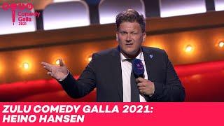 ZULU Comedy Galla 2021: Heino Hansen