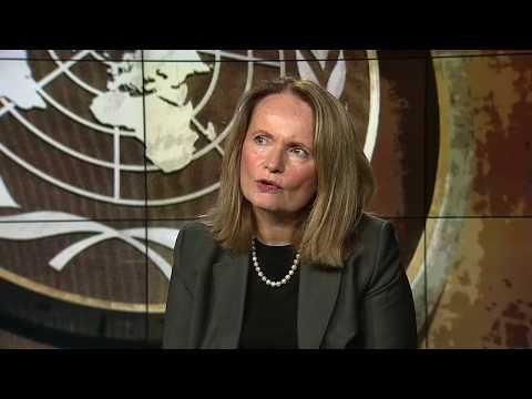 Diane Corner (1): Forum de Bangui