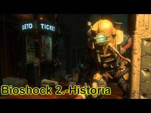 Todo sobre Bioshock 2 armas,enemigos,personajes,historia,secretos.... (1/3)