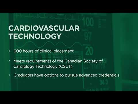 Cardiovascular Technology  - Algonquin College
