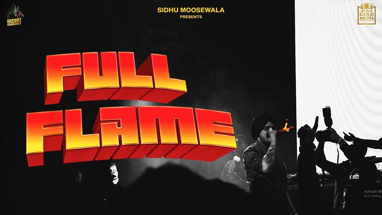 FULL FLAME (FULL VIDEO) Shooter ft Sidhu Moose Wala | Exclusive Punjabi Song on NewSongsTV & Youtube