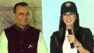 Sunny Leone At Trailer And Music Launch Of Marathi Movie 'BOYZ'