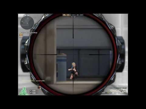 CrossFire PH: M82A1-OBSIDIAN BEAST