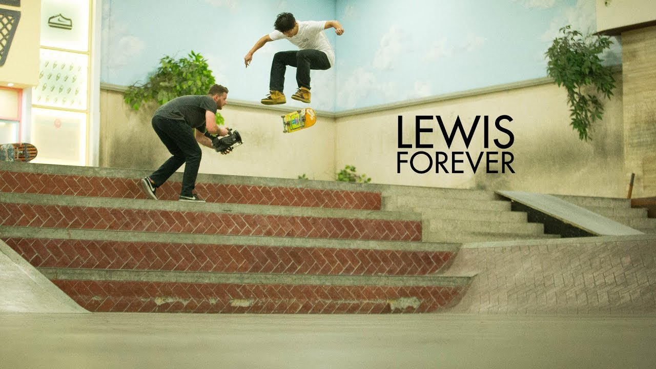 best service c1096 dedd8 A Day In Lewis Marnell's Shoes - With The Nike SB Team