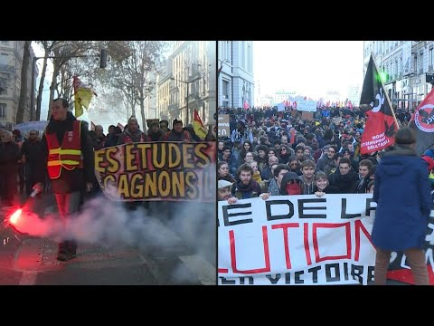thousands-march-in-lyon-against-french-pensions-reform-|-afp