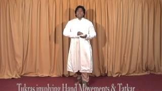 Kathak Dance Made Simple- Vol.1 - By Kenrick Cheeks