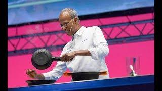 #ssg17, Sriram Aylur trajo la cocina india de Quilon a San Sebastián