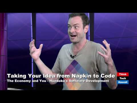 Taking Your Idea from Napkin to Code - Gabe Mott
