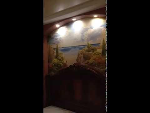 Видео Ремонт спальной комнаты