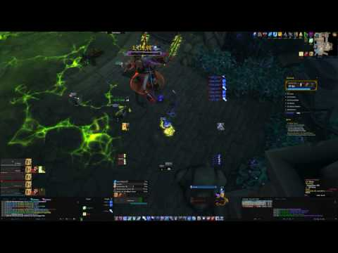 The Arcway 16 7.2 Patch   PoV Frost Mage 908 ilvl   1440p QHD