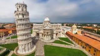 Пизанская башня  Путешествия по миру.