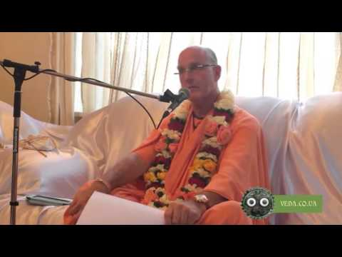 Шримад Бхагаватам 1.8.36 - Индрадьюмна Свами