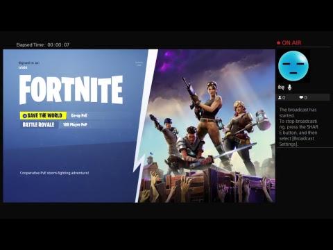 fortnite stw power lvl 84 game play