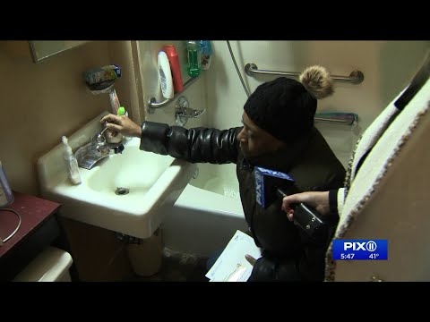 Bronx NYCHA tenants say they`re stuck without heat, hot water in cold weather