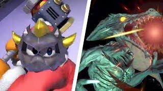 Super Smash Bros. Ultimate - All Final Smashes (So Far)