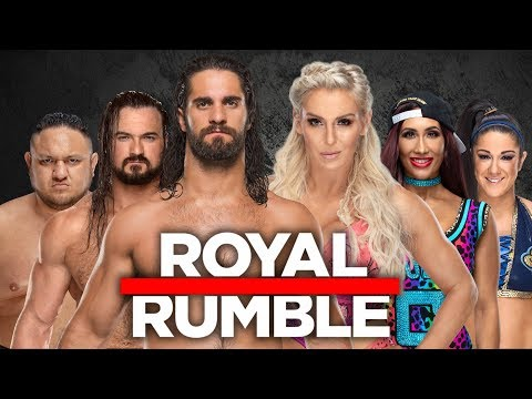 Every Confirmed Entry For WWE Royal Rumble 2019 So Far