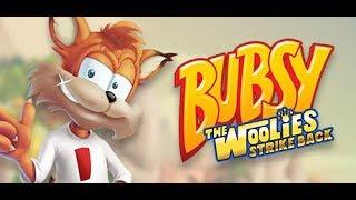 Bubsy: The Woolies Strike Back - ps4 - (Gameplay AO VIVO com comentários pt-br)