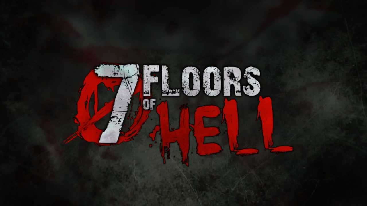 7 Floors Of Hell 2012 Ohio S Scariest Haunted Attraction Youtube