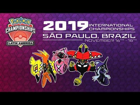 Pokémon Latin America International Championships—Main Stage Day 1