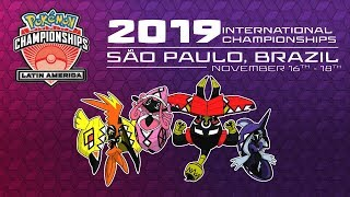 Pokémon Latin America International Championships—Main Stage Day 1