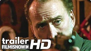 A SCORE TO SETTLE (2019) Trailer | Nicolas Cage Action Thriller Movie