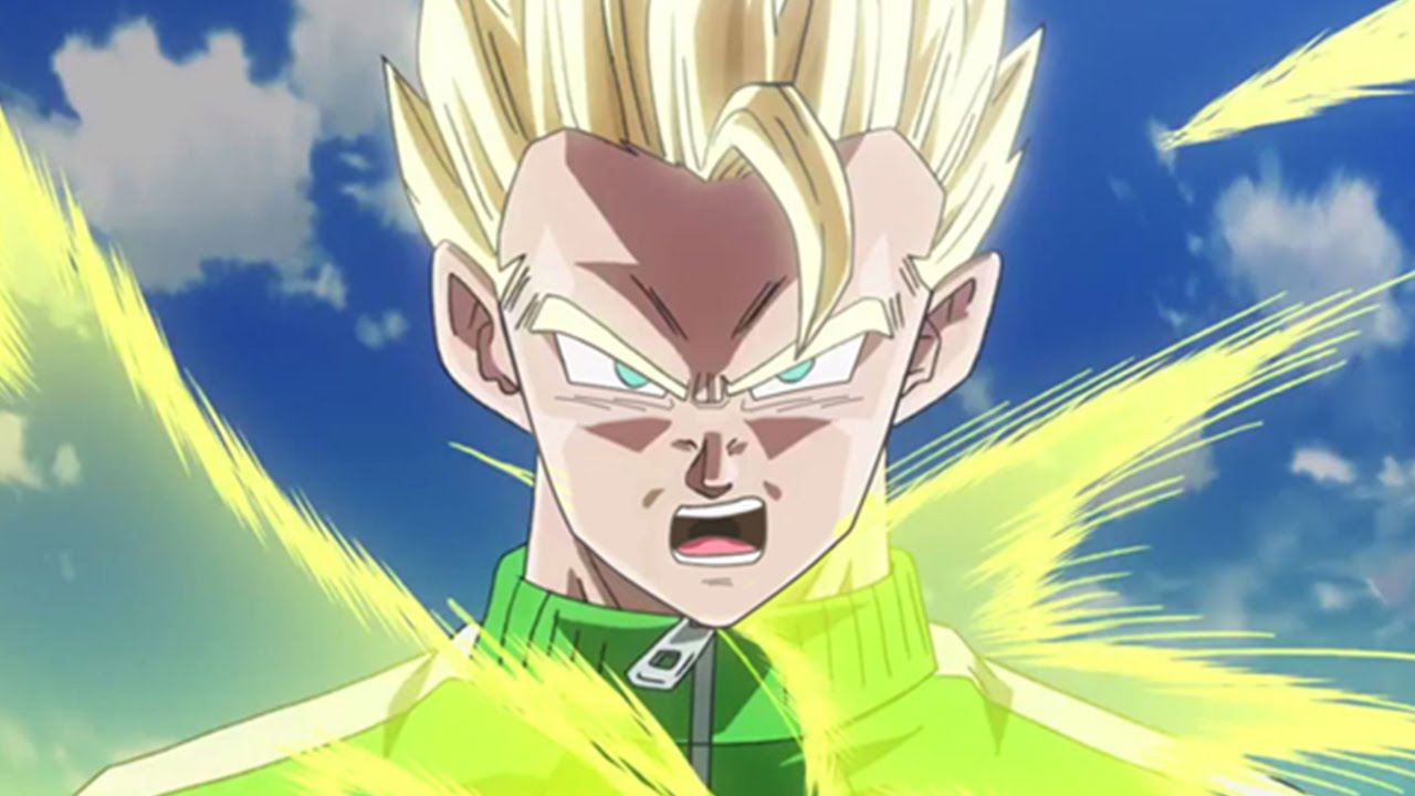 All of gohan 39 s transformation 39 s in dragon ball super ranked - Dragon ball gohan super saiyan 4 ...