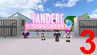 roblox gameplay: yandere simulator #3