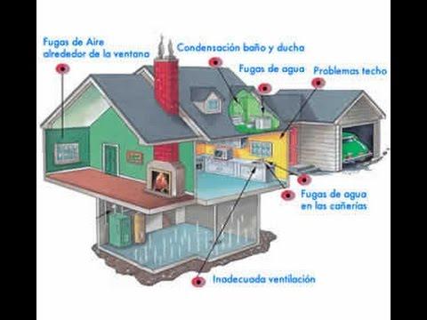 Como eliminar humedad en paredes techos cimientos casi gratis youtube - Como eliminar la humedad de la pared ...