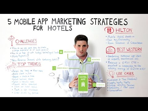 5 Mobile App Marketing Strategies for Hotels 2016 | Pulsate Academy
