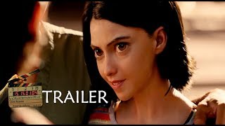 Alita: Anjo de Combate Trailer #2 (2019)| Rosa Salazar, Christoph Waltz, / Fiction Movie HD