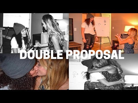 Double Lesbian Pictionary Proposal