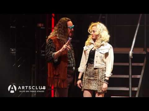 Arts Club Theatre Company's ROCK OF AGES - Trailer