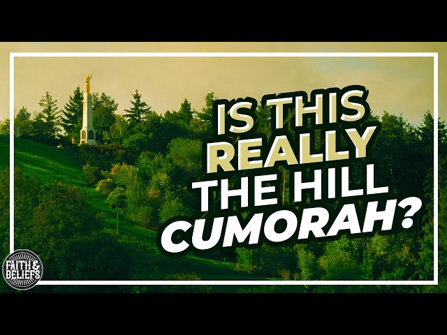 Why isn't there evidence of ancient warfare surrounding the Hill Cumorah in New York?