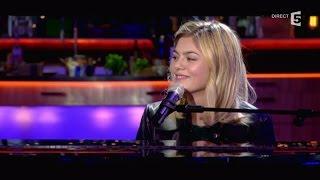 Louane En Live Avec 34 Maman 34 C à Vous 15 12 2015