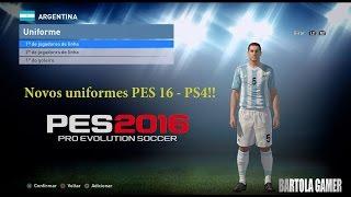 Tutorial Option File PES18/ PES 2017 / PES 2016 - Playstation 4