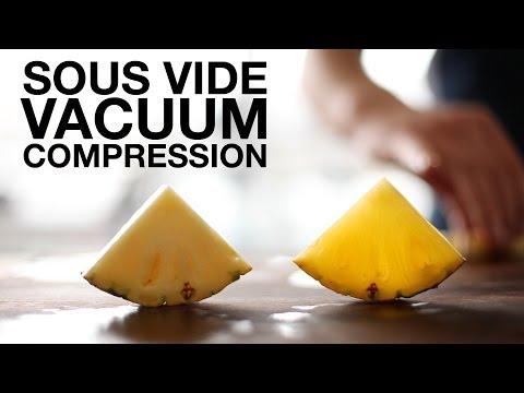 Amazing Food Science: Watch This Watermelon Transform Under Vacuum