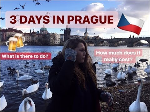 MY FIRST TIME IN PRAGUE- HOW