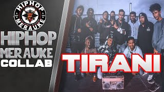 HIPHOP MERAUKE - TIRANI (OFFICIAL VIDEO 2019)