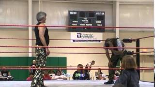2015-08-22 Stevie B vs John Rambo