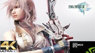 Final Fantasy XIII GTX 980 4K Performance/3840x2400