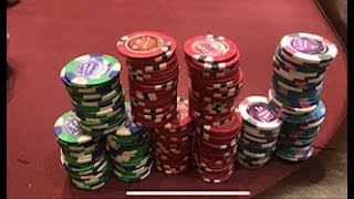 ACES CRACKED, BIG BLЏFFS AND ENDING POKER CAREERS at Maryland Live!!!