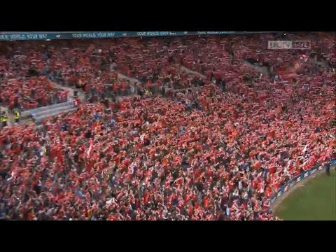 80 000 Fans singing You